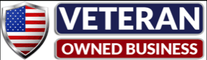 veteran owned graphic